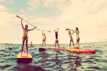 Stand Up Paddle (SUP) Class