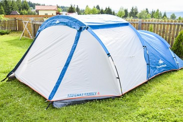 Camping Package at Camping Colina