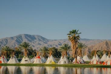 1er week-end: Pass Festival + Tipi au Lake Eldorado