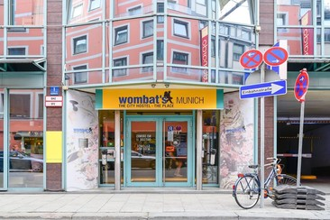 Wombat's CITY Hostel - Munich