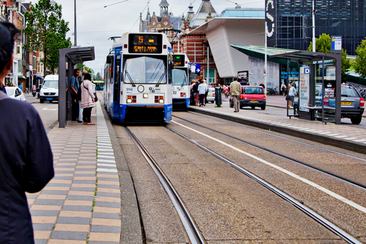 GVB Amsterdam Public Transport