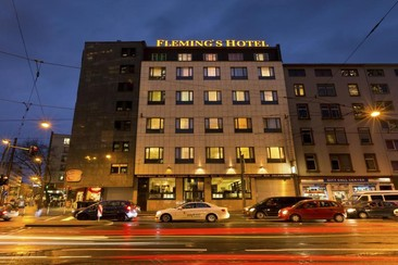 Fleming's Hotel Frankfurt Messe