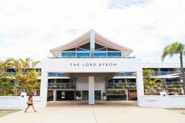 The Lord Byron