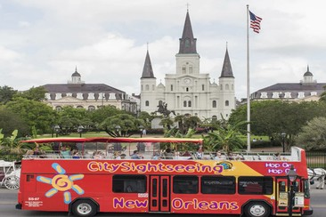 Hop-on Hop-off Bus New Orleans