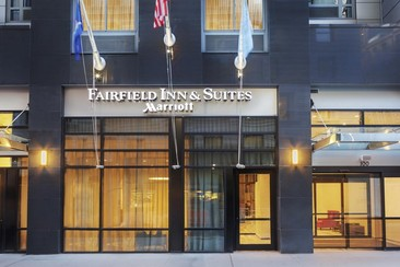 Fairfield Inn & Suites by Marriott New York Downtown Manhattan-World Trade Center Area