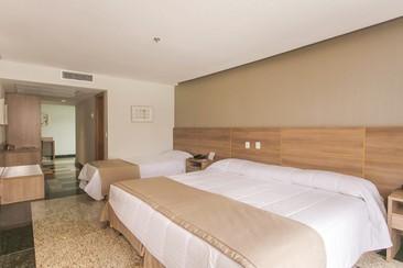 Caução para o hotel oficial do Rock in Rio - Royalty Barra Hotel