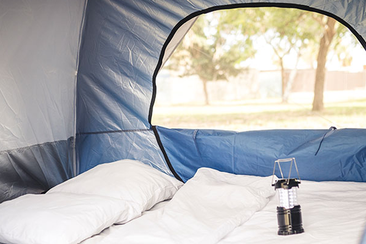 Easy Tent Deluxe @ Campfest Glamping
