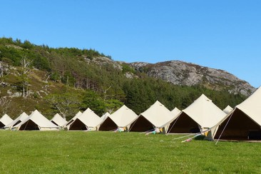 Portobello Camping at Noisily Festival