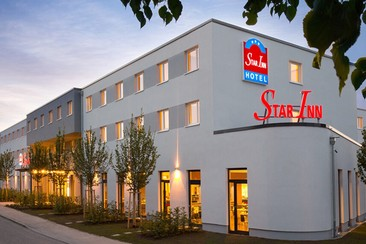Star Inn Hotel Stuttgart Airport Messe