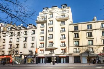 Hotel Libertel Canal Saint-Martin