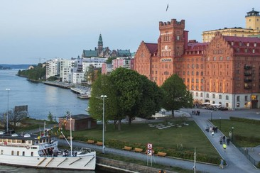 Elite Hotel Marina Tower Stockholm