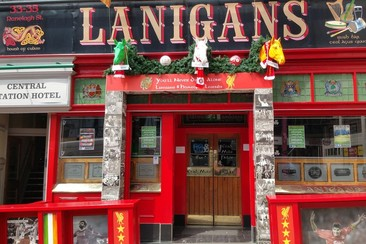 Lanigans Central Station Hotel Liverpool