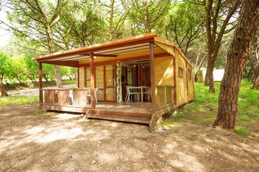 Esquilo Bungalow at Lisboa Camping & Bungalows