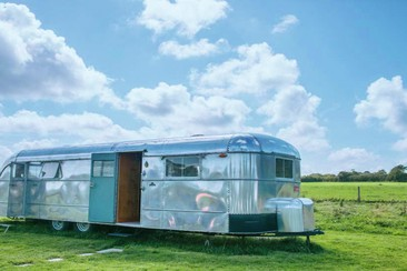 Airstream at Vintage Vacations