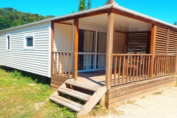 Cottage 4 persons at Camping Paris Est