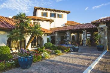 1er week-end: Pass VIP + Navette + Hébergement à l'Omni Rancho Las Palmas