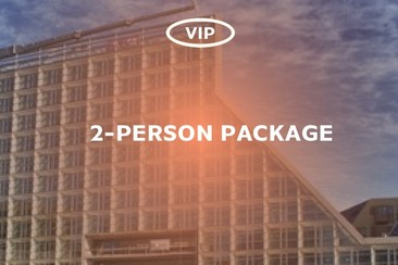 Luxury Hotel Package - Double Pack VIP Access (2-Person)