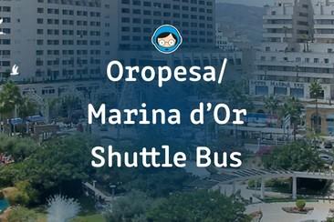 Oropesa / Marina d'Or to Benicássim Shuttles Pass