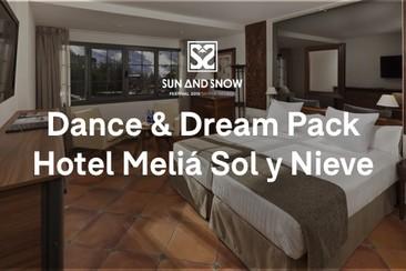 Festival Pass + Hotel Meliá Sol y Nieve