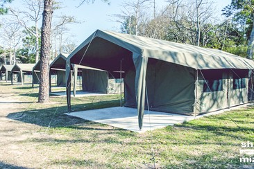 Safari Tents