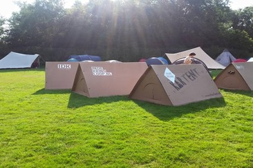 Kartent @ Camping Vliegenbos