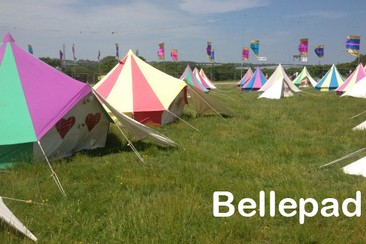 Bellepad at Isle of Wight Festival