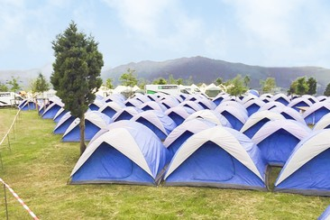 Easy Tent @ Villacamp