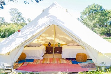 Superior Pack - Glamping Nomad Pop-Up @ Meo Sudoeste