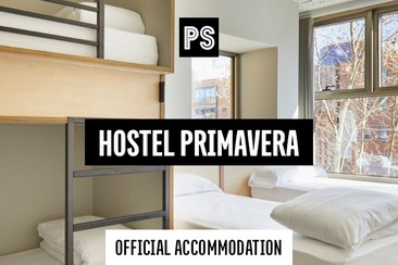 Hostel Primavera - Officiel