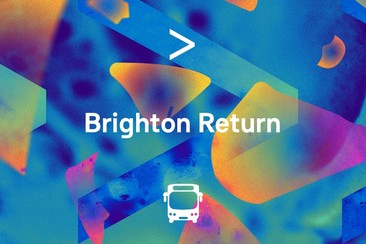 Brighton Return Coach Travel