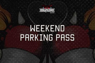 Weekend Parking Pass