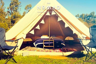 Superior Pack - Glamping Nomad Pop-Up @ Super Bock Super Rock
