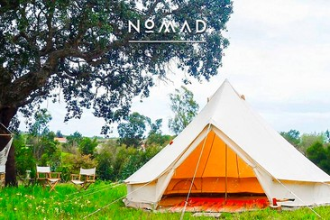 Basic Pack - Glamping Nomad Pop-Up @ Super Bock Super Rock