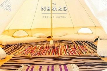 Standard Pack - Glamping Nomad Pop-Up @ Super Bock Super Rock