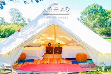 Superior Pack - Glamping Nomad Pop-Up no Meo Sudoeste