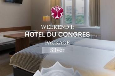 Weekend 1: Silver Pakket