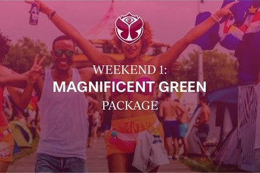 Weekend 1: Magnificent Greens Packages