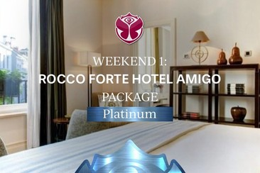 Weekend 1: Platinum Package