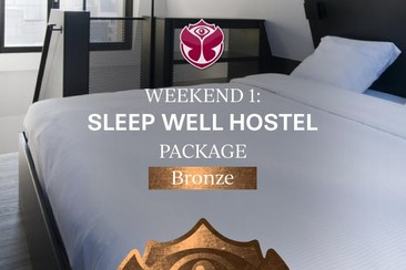 Weekend 1: Bronze+ Package