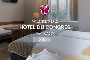 Weekend 2: Silver pakket