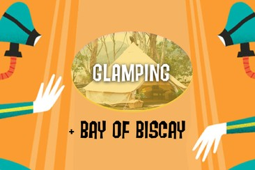 Glamping oficial en Bay of Biscay