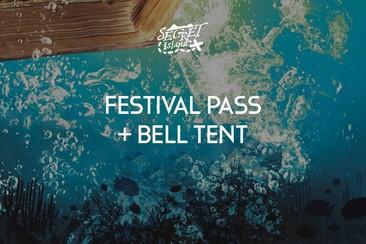 Festival Pass + Bell Tent