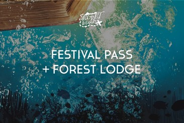 Festival Pass + Forest Lodge