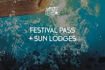 Festival Pass + Sun Lodges