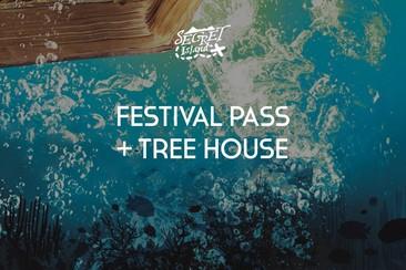 Festival Pass + Tree House