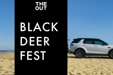 THE OUT x Black Deer Festival