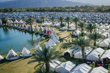 1er week-end: Pass VIP + Tente au Lake Eldorado