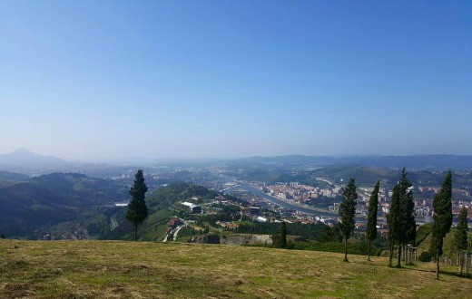 Bilbao BBK Live Campsite 4