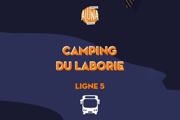 Camping Laborie Shuttle Transfer | Ligne 5 - RETURN