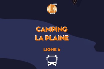 Camping La Plaine Yelloh Village (Ruoms) Shuttle Transfer | Ligne 6 - RETURN